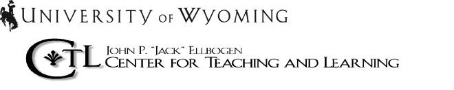 Ellbogen Center for Teaching and Learning Logo