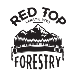 Red Top Forestry Logo