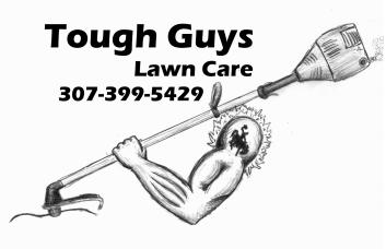 Tough Guys Logo