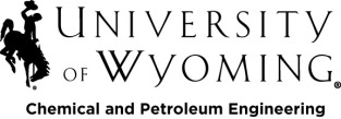 UW Dept of Chemical and Petroleum Engineering